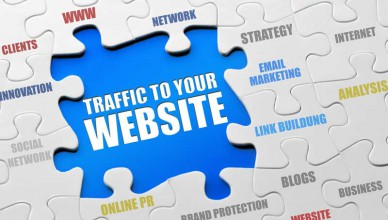increase website visitors